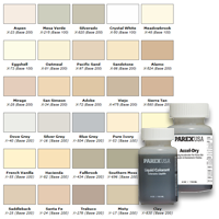 Qcp inventory for Amerimix stucco